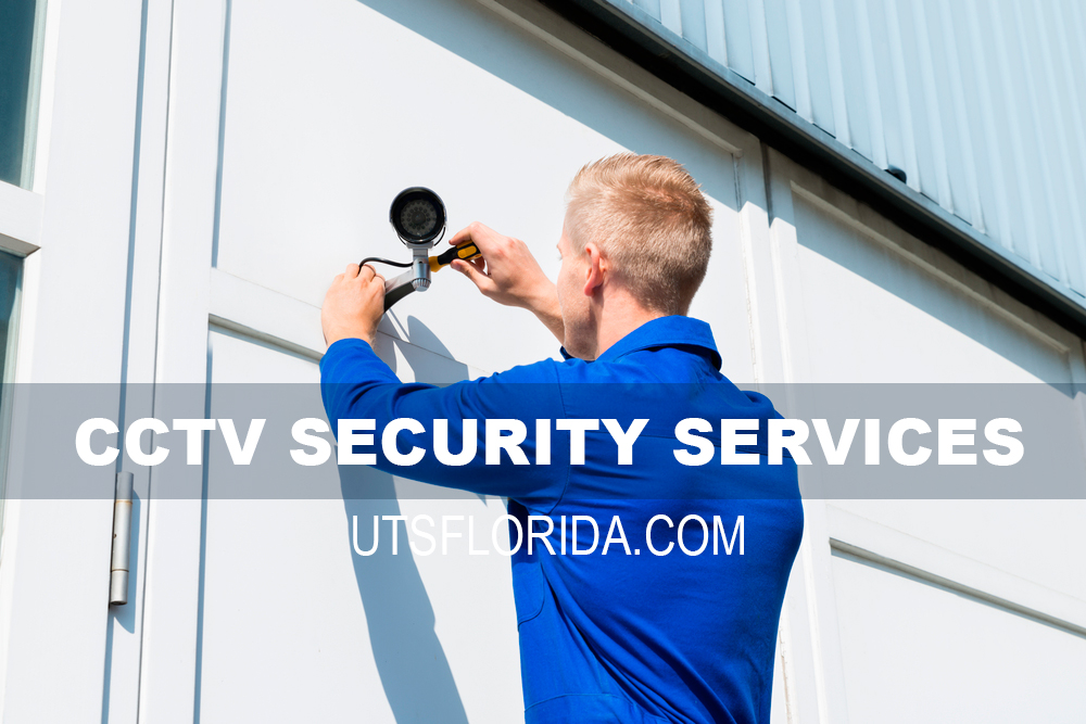 CCTV SECURITY SERVICES MIAMI FLORIDA