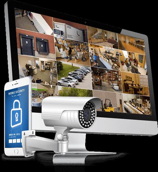 Surveillance cameras Miami