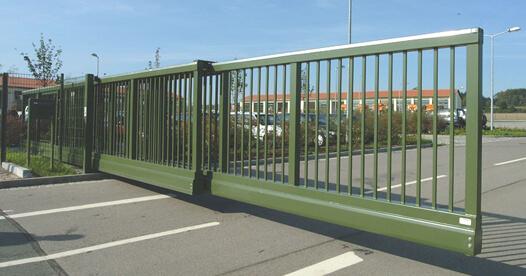 Gate system Miami