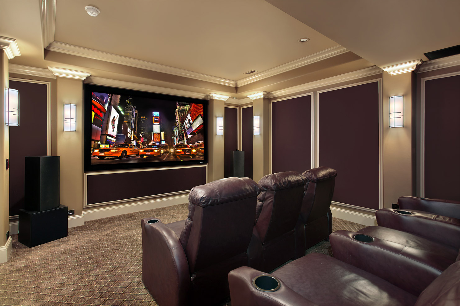Home Theater System Idea 1 Uts Florida Llc