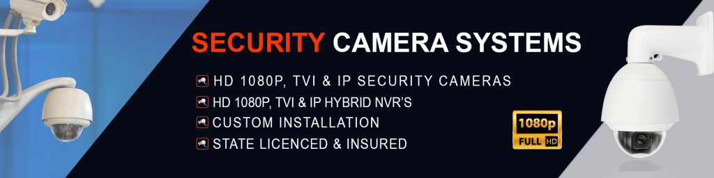 Security Camera Systems Miami