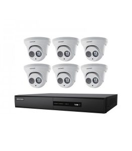 Hikvision IP Security System